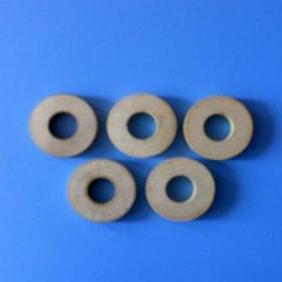 压电陶瓷环的焊接方式